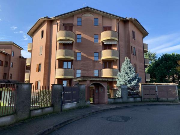 Appartamento in vendita a Cesate, Scuole, Arredato, con giardino, 85 mq