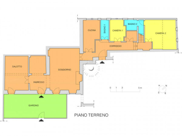 Appartamento in vendita a Bagno a Ripoli, Con giardino, 283 mq - Foto 4