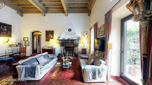 Appartamento in vendita a Bagno a Ripoli, Con giardino, 283 mq - Foto 11