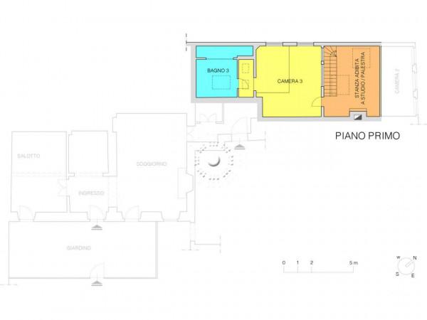 Appartamento in vendita a Bagno a Ripoli, Con giardino, 283 mq - Foto 2