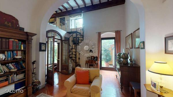 Appartamento in vendita a Bagno a Ripoli, Con giardino, 283 mq - Foto 19