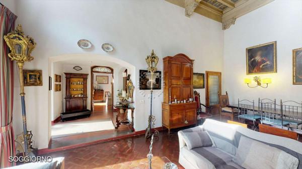 Appartamento in vendita a Bagno a Ripoli, Con giardino, 283 mq - Foto 10