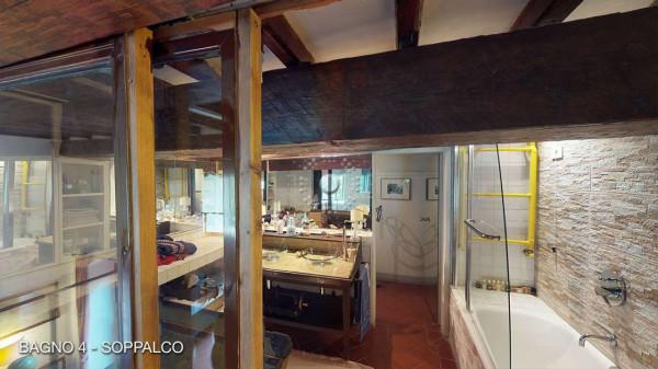 Appartamento in vendita a Bagno a Ripoli, Con giardino, 283 mq - Foto 16
