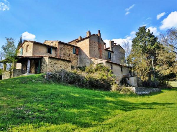 Rustico/Casale in vendita a Città di Castello, Con giardino, 450 mq - Foto 4