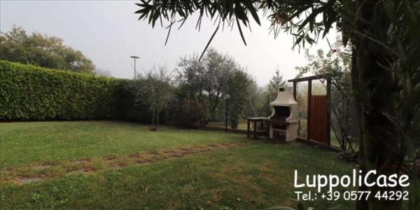 Villa in vendita a Siena, Arredato, con giardino, 63 mq - Foto 5