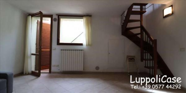 Villa in vendita a Siena, Arredato, con giardino, 63 mq - Foto 2