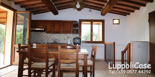 Villa in vendita a Siena, Arredato, con giardino, 63 mq - Foto 13