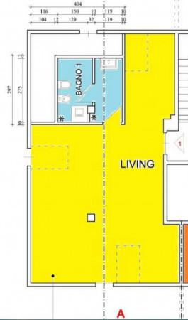 Appartamento in affitto a Torino, Parella, Con giardino, 47 mq - Foto 3