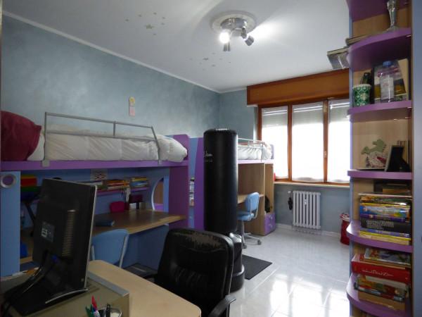 Appartamento in vendita a Leini, Con giardino, 115 mq - Foto 12