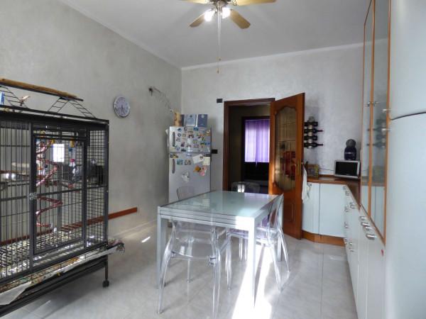 Appartamento in vendita a Leini, Con giardino, 115 mq