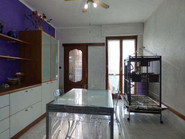 Appartamento in vendita a Leini, Con giardino, 115 mq - Foto 4