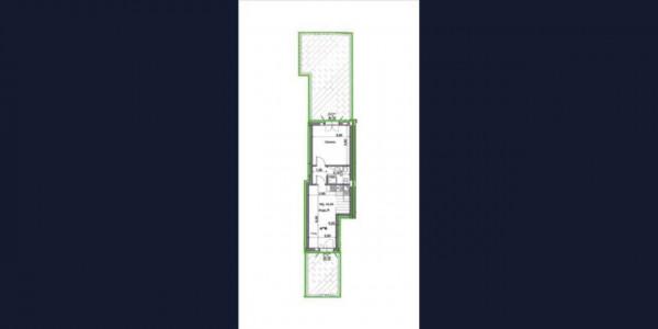 Appartamento in vendita a Monteriggioni, Arredato, 54 mq