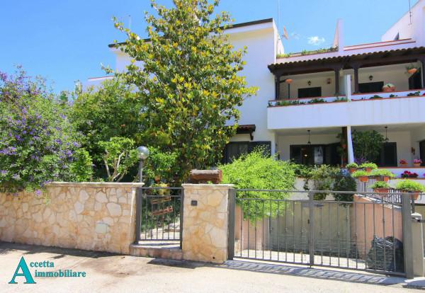 Villa in vendita a Taranto, Residenziale, Con giardino, 179 mq