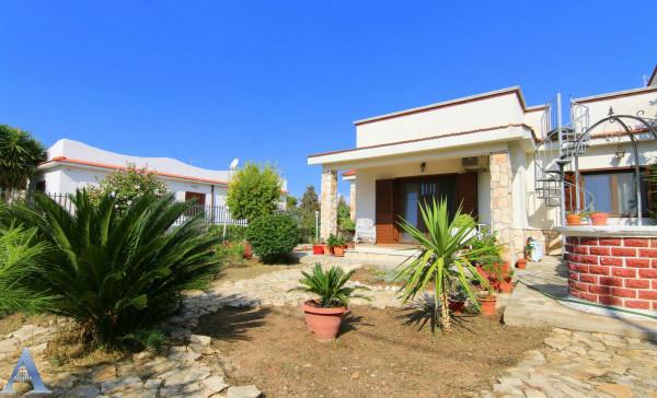 Villa in vendita a Taranto, Lama, Con giardino, 119 mq