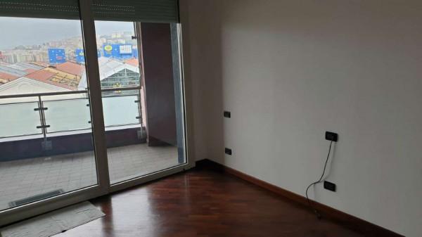 Ufficio in vendita a Genova, Adiacenze Centro Commerciali Fiumara, 80 mq - Foto 15