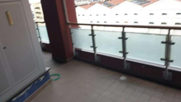 Ufficio in vendita a Genova, Adiacenze Centro Commerciali Fiumara, 80 mq - Foto 7