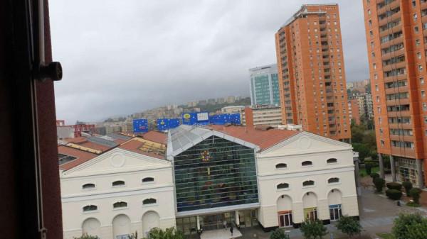 Ufficio in vendita a Genova, Adiacenze Centro Commerciali Fiumara, 80 mq - Foto 3