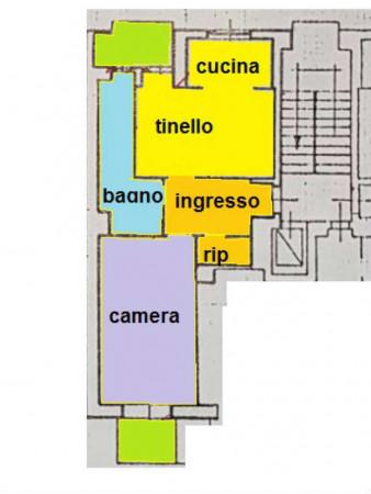 Appartamento in vendita a Torino, Italia 61, 58 mq - Foto 3
