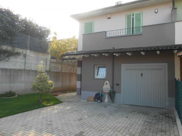 Villa in vendita a Vaiano Cremasco, Residenziale, Con giardino, 174 mq
