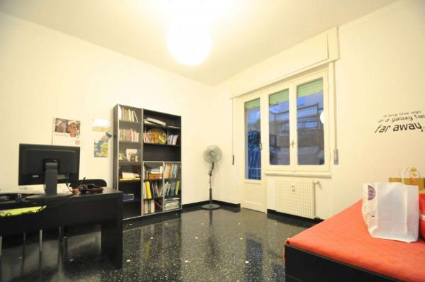 Appartamento in vendita a Genova, Sestri Ponente, 115 mq - Foto 14
