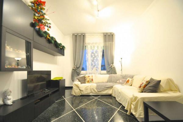 Appartamento in vendita a Genova, Sestri Ponente, 115 mq - Foto 15