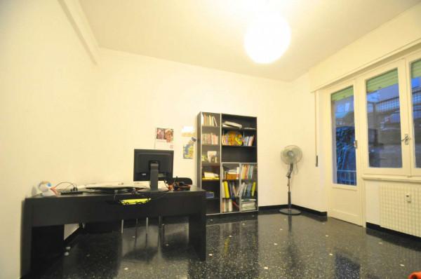Appartamento in vendita a Genova, Sestri Ponente, 115 mq - Foto 13