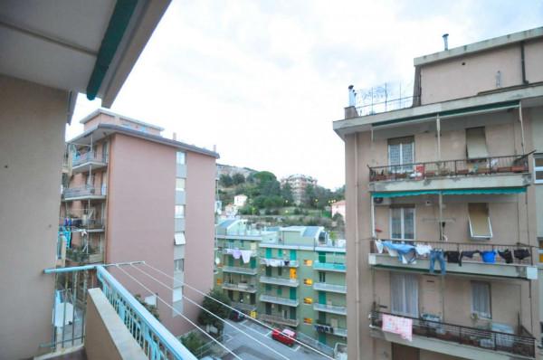 Appartamento in vendita a Genova, Sestri Ponente, 115 mq - Foto 9