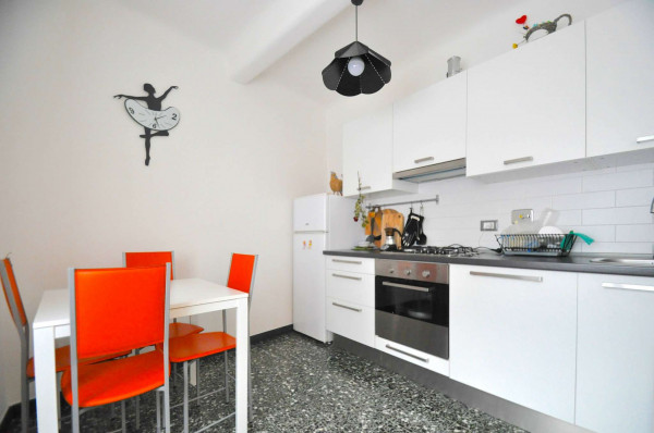 Appartamento in vendita a Genova, Pegli, 50 mq