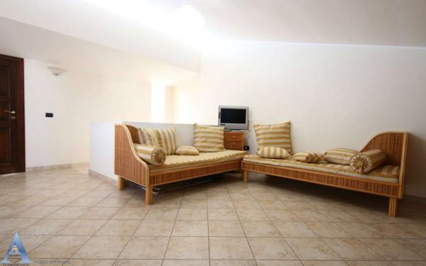 Villa in vendita a Taranto, Talsano, Con giardino, 180 mq - Foto 12