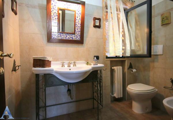 Villa in vendita a Taranto, Talsano, Con giardino, 180 mq - Foto 22
