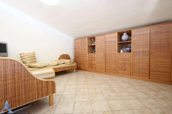 Villa in vendita a Taranto, Talsano, Con giardino, 180 mq - Foto 13