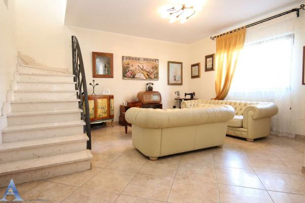 Villa in vendita a Taranto, Talsano, Con giardino, 180 mq - Foto 27