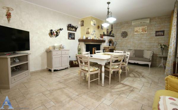 Villa in vendita a Taranto, Talsano, Con giardino, 180 mq - Foto 21
