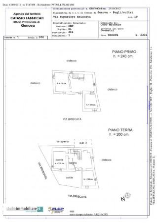 Casa indipendente in vendita a Genova, Sestri Ponente, 120 mq - Foto 3