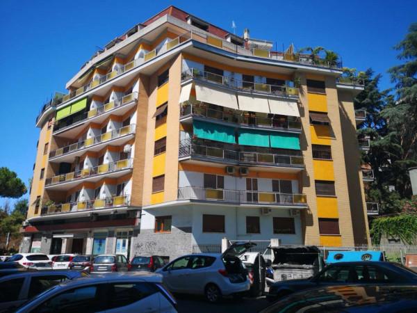 Appartamento in affitto a Roma, Laurentina - Cristoforo Colombo, Arredato, 120 mq - Foto 3