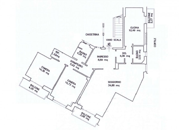 Appartamento in affitto a Roma, Laurentina - Cristoforo Colombo, Arredato, 120 mq - Foto 2
