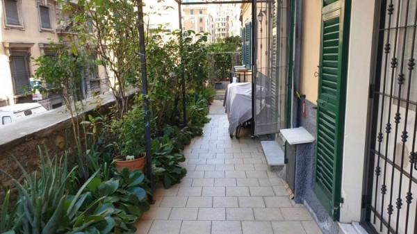 Appartamento in vendita a Genova, Adiacenze Via Fiasella, Arredato, 72 mq - Foto 49