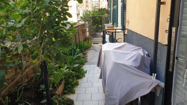 Appartamento in vendita a Genova, Adiacenze Via Fiasella, Arredato, 72 mq - Foto 11