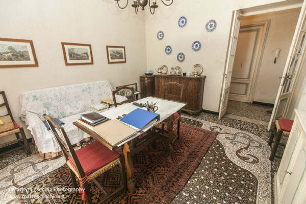 Appartamento in vendita a Genova, Manin, Con giardino, 220 mq - Foto 24