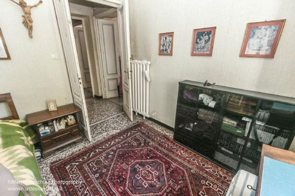 Appartamento in vendita a Genova, Manin, Con giardino, 220 mq - Foto 1