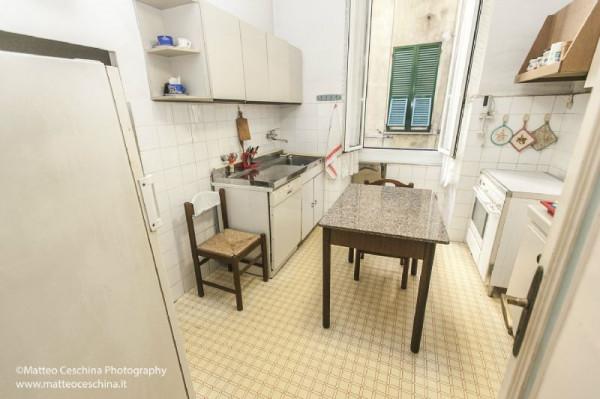 Appartamento in vendita a Genova, Manin, Con giardino, 220 mq - Foto 13