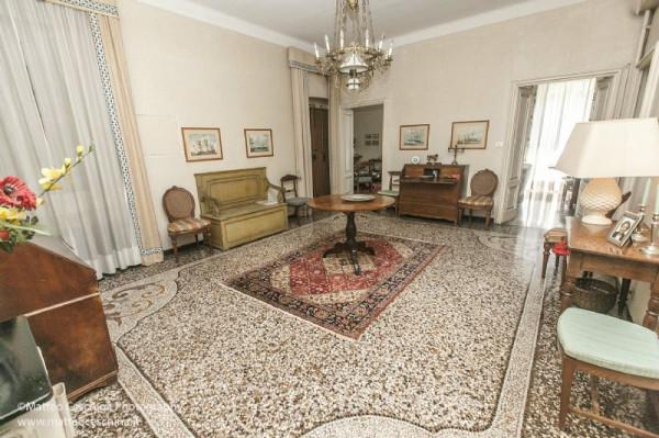 Appartamento in vendita a Genova, Manin, Con giardino, 220 mq - Foto 17