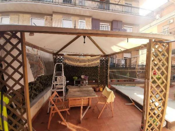 Appartamento in affitto a Roma, Tor Vergata, Arredato, 40 mq