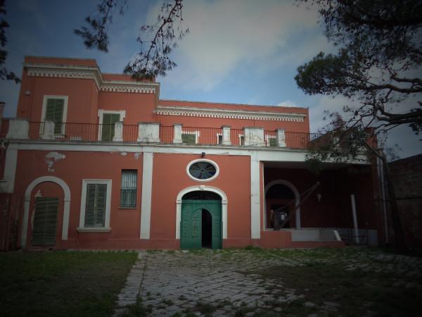 Rustico/Casale in vendita a Squinzano, Centro, Con giardino, 1000 mq
