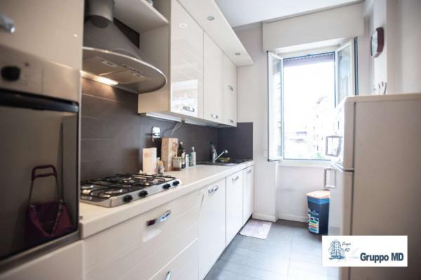 Appartamento in affitto a Roma, Baldo Degli Ubaldi, Arredato, 110 mq - Foto 12
