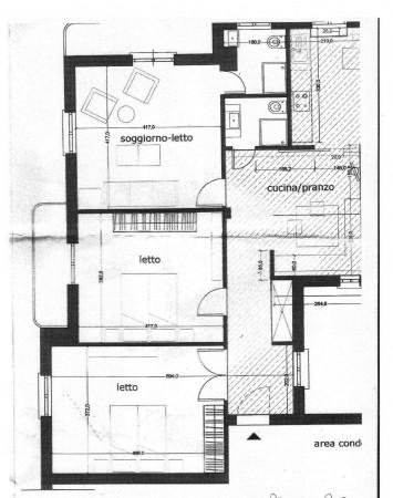 Appartamento in affitto a Roma, Baldo Degli Ubaldi, Arredato, 110 mq - Foto 20