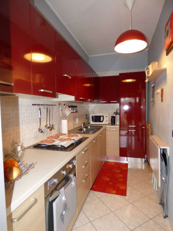 Appartamento in vendita a Borgaro Torinese, Con giardino, 90 mq - Foto 19