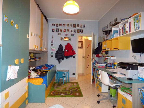 Appartamento in vendita a Borgaro Torinese, Con giardino, 90 mq - Foto 5