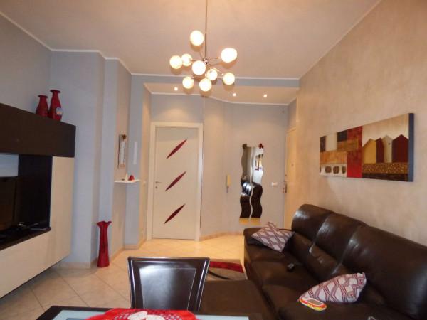 Appartamento in vendita a Borgaro Torinese, Con giardino, 90 mq - Foto 14