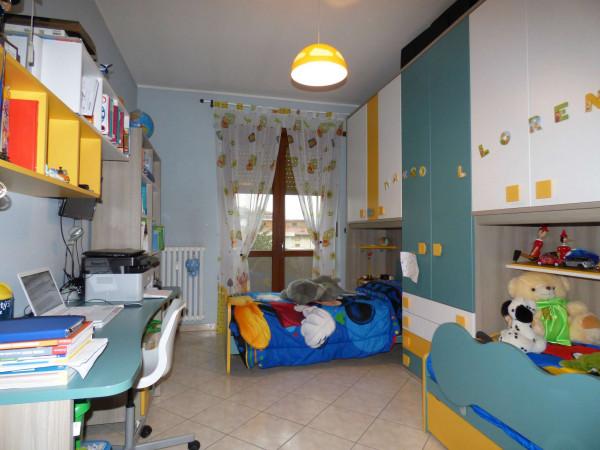 Appartamento in vendita a Borgaro Torinese, Con giardino, 90 mq - Foto 7